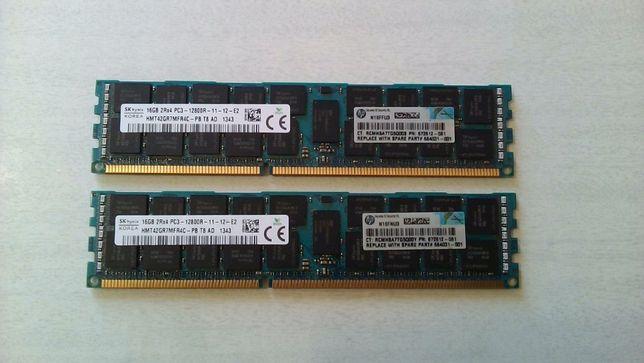 Оперативная память Hynix 16GB DDR3 1600 Buffered ECC
