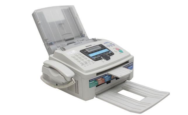 Факс • Телефон • Принтер • Сканер • Копир • Panasonic KX-FLM663RU •