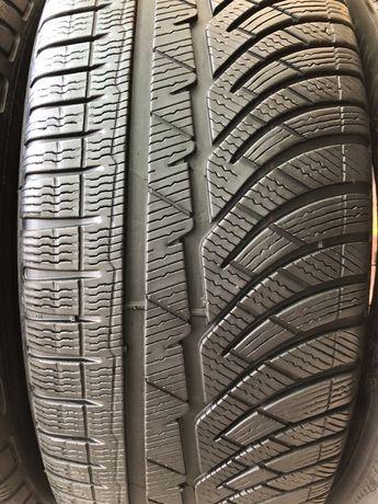 Шины R17 235 55 Michelin Pilot Зимняя резина Склад Б/У резина Киев
