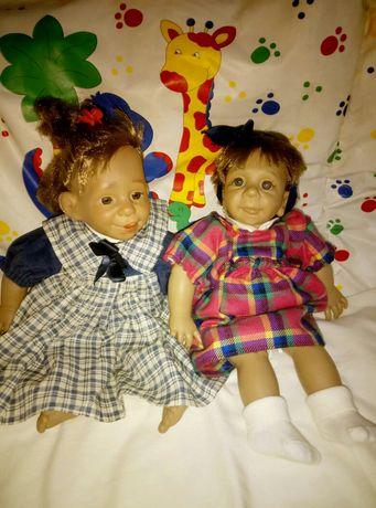Характерные куклы Panre и Дантон.