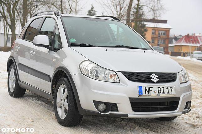 Suzuki SX4 1.6 Benzyna * Z Niemiec * NAVI * SUPER ZADBANY!