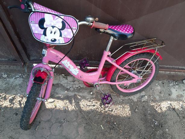 Продам велосипед детский Минни Маус
