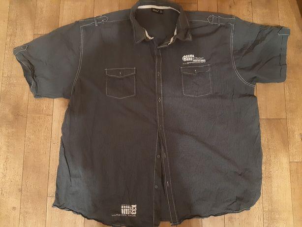Рубашка мужская 6XL баттал