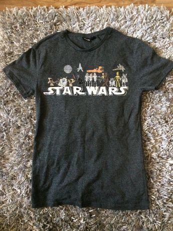 koszulka rozmiar S STAR WARS szara
