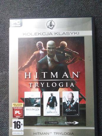 Gra PC Hitman Trylogia kolekcja klasyki