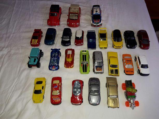 Veiculos escala col.Corvette/Peugeot 4007/Honda/Mini Cooper/BMW/Opel/
