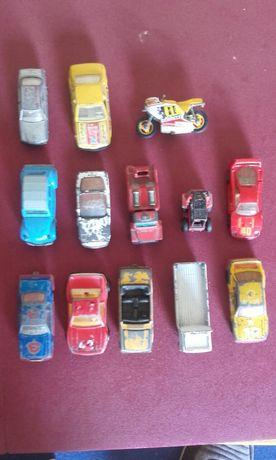 Carros hottwhels,matchbox,corgi e outros