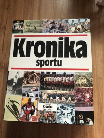 Książka Kronika sportu
