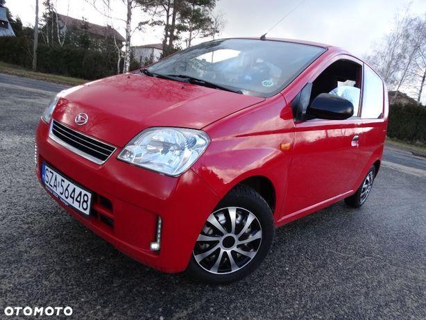 Daihatsu Cuore ekonimiczny ze wspomaganiem kierownicy