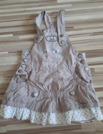 Sukienka Cocodrillo 80-86