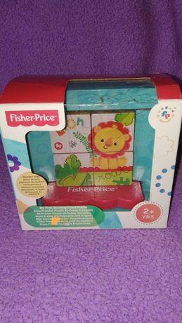 Pierwsze klocki Fisher Price