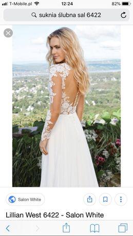 Suknia Ślubna Lillian West 6422