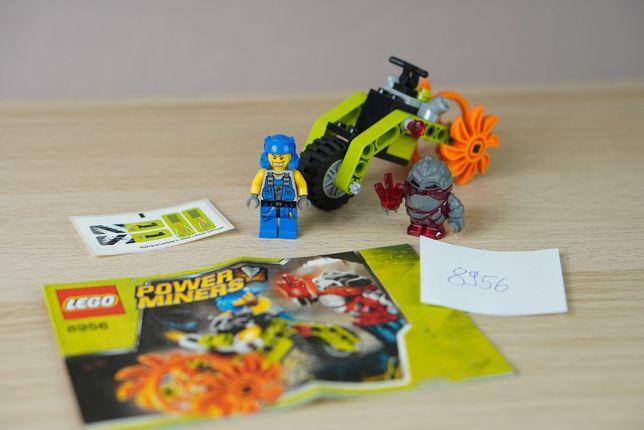 Lego 8956 - Power Miners - Stone Chopper - WYPRZEDAŻ KOLEKCJI