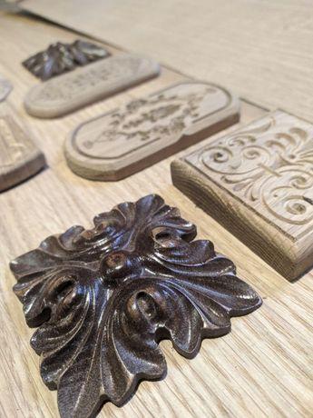 Виготовлення елементів декору / изготовление елементов декора