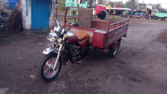 Продам трицикл,мотоцикл FOTON з документами