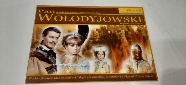 Pan wołodyjowski film vcd 3x CD