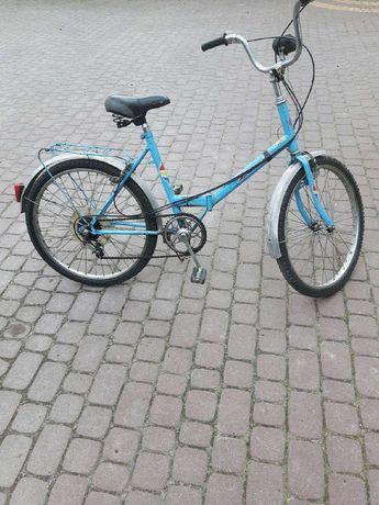 Rower składak damka wigry 3 górski kolarzówka