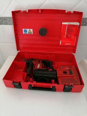Berbequim hilti TE6A de bateria