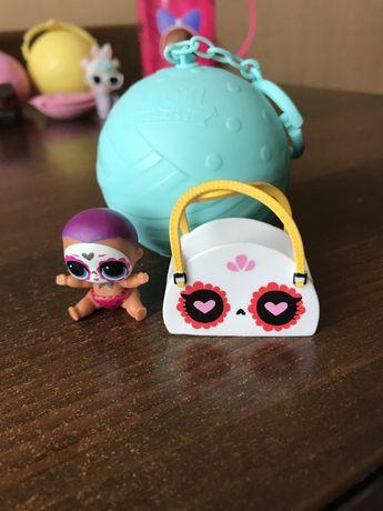 Куколки ЛОЛ, малыши