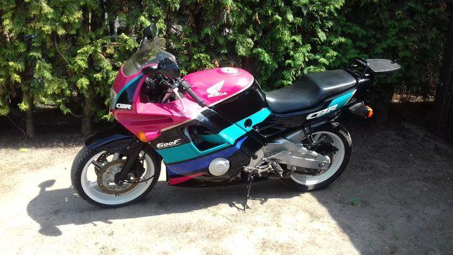 Honda CBR 600 Oryginał
