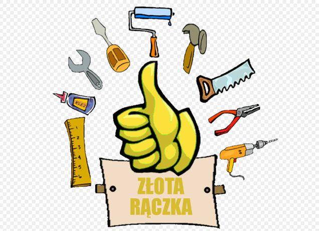 Złota Rączka Naprawy Montaż Mebli IKEA itp. Hydraulik Stolarz Elektryk