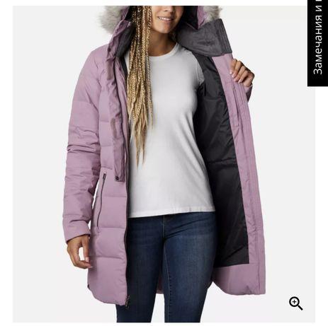 Columbia, зимняя куртка