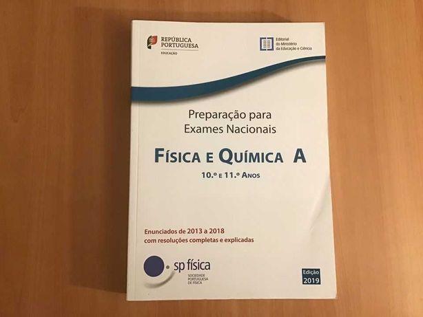 Manual Física e Química A Preparação Exame Nacional 2019
