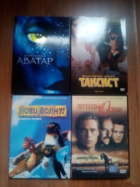 DVD Фильмы Мультфильмы!!!
