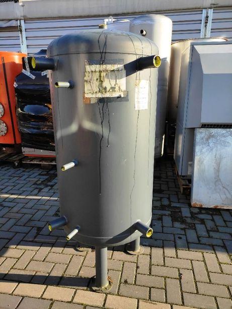 Bufor stalowy zasobnik SOLVIS 400 L idealny nowy