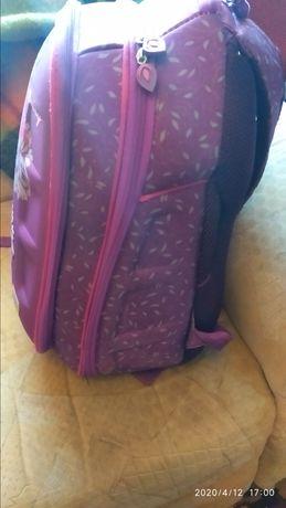 Детский рюкзак 4-5 класс.