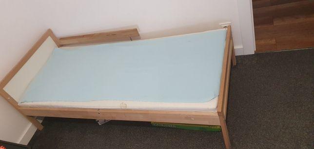 Łóżko młodzieżowe Ikea
