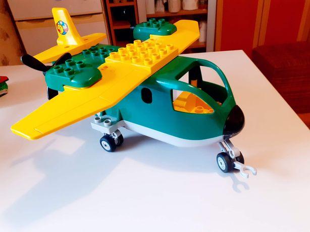 Samolot Duplo lego
