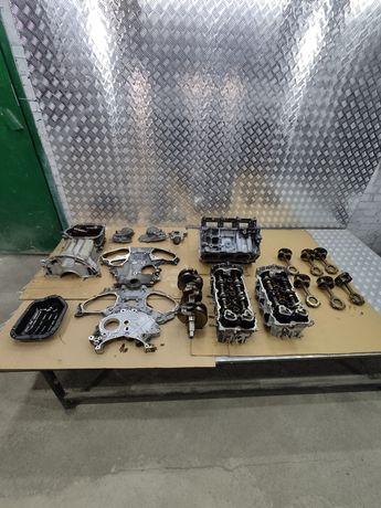 Двигатель в разборе на Infiniti qx60 Nissan pathfinder VQ35DE 46к.