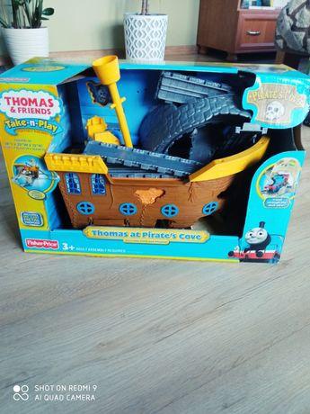 Tomek i przyjaciele Statek piracki
