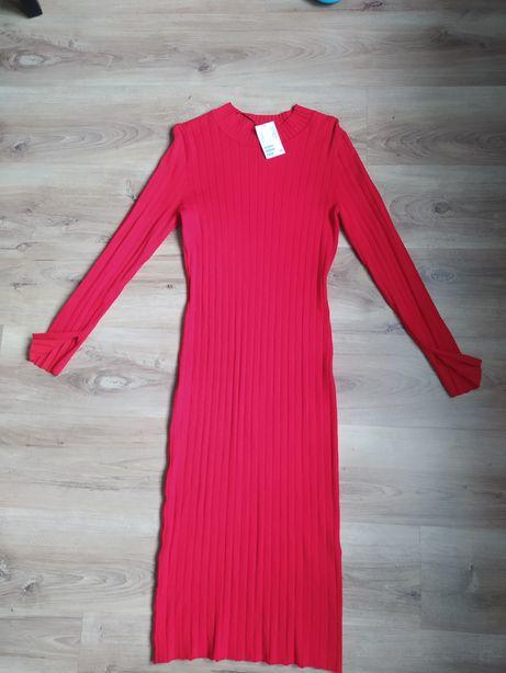 Sukienka długa h&m rozmiar M