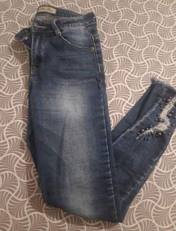 Spodnie damskie rozmiar s