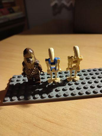 Figurki LEGO Star Wars zestaw