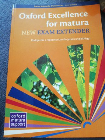Oxford Excellence for matura.