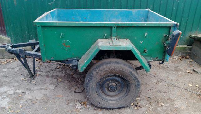 Одноосный прицеп УАЗ-8109