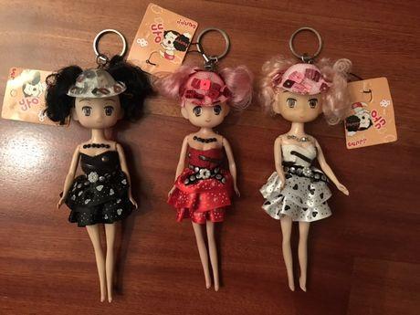 Laleczki, Laleczki Barbie (różne) NOWE