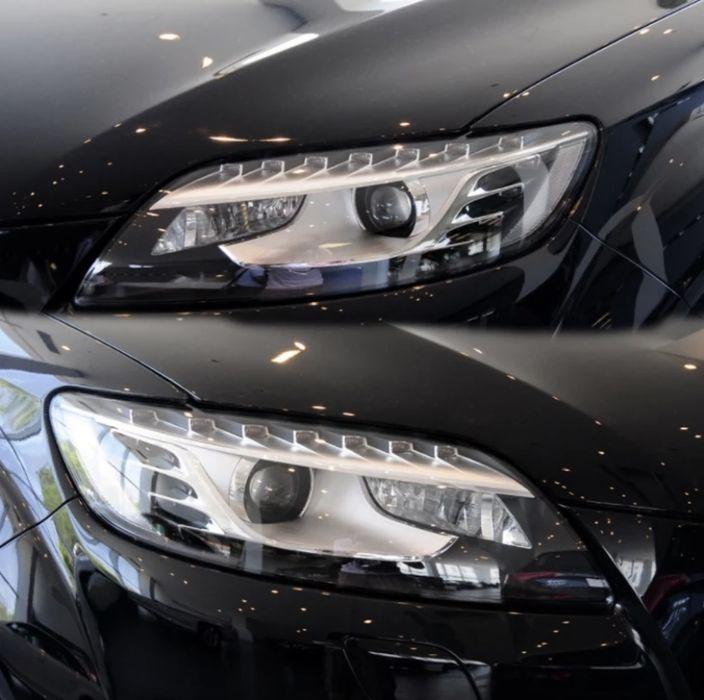 Стекла на фары стекла на Audi Q7 | разборка | авторазборка Днепр - изображение 1