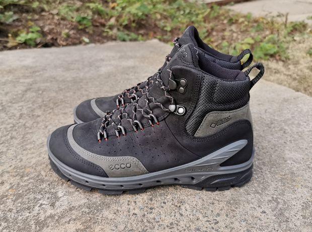 Кожаные ботинки осень зима ECCO BIOM VENTURE TR 37 р. Оригинал