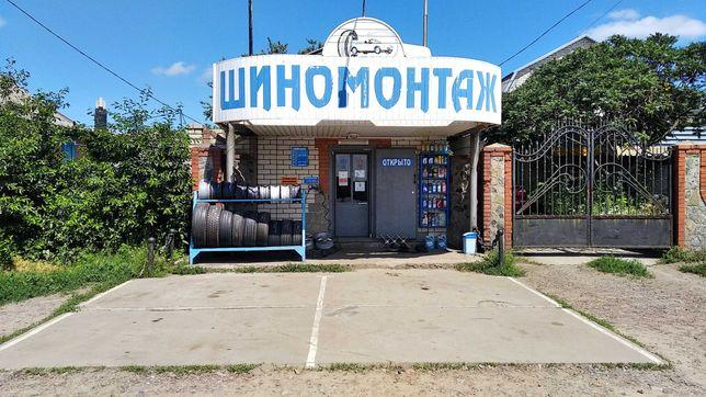 "Шиномонтаж на ""Полтавском повороте"""