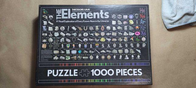 Conjunto Puzzles 1000 peças com oferta de maquetes
