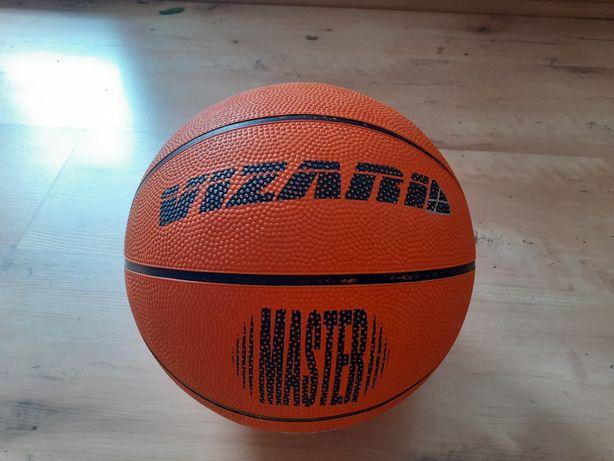 Nie używana piłka do koszykówki.