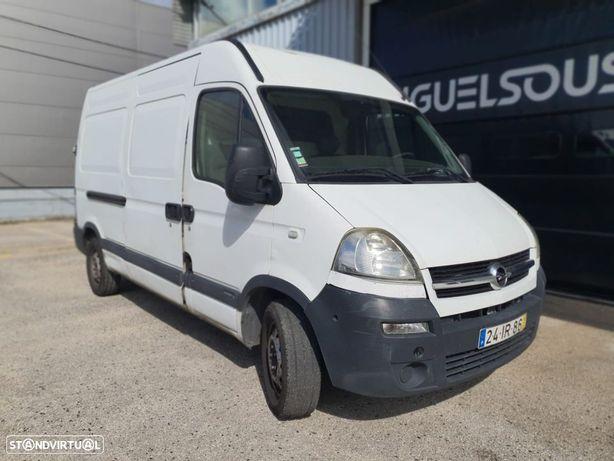 Opel MOVANO 2.5DTI L2H2 115CV