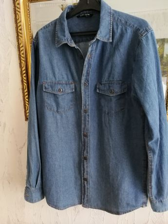 Koszula dżinsówa nowa rozmiar M