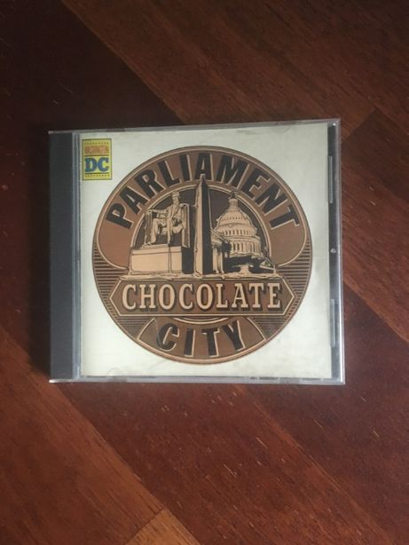 "Parliament ""chocolate city"" cd album Funkadelic"