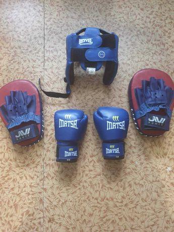 продам детский боксёрский набор из 7 предметов
