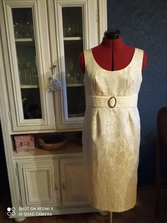 Nowa sukienka wieczorowa, na wesele